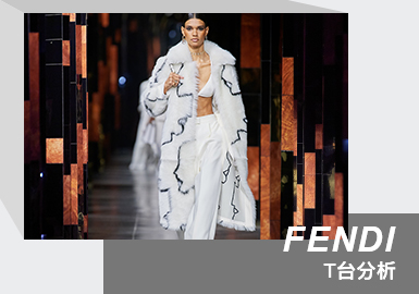 Sex And The City -- The Womenswear Runway Analysis of FENDI