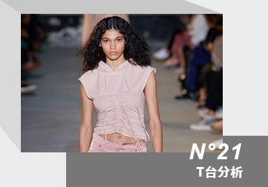 Luxurious & Dynamic -- The Womenswear Runway Analysis of N°21