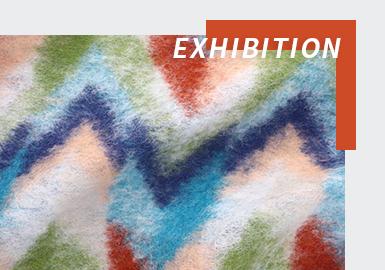 Warm Fantasy -- The Digital Exhibition Analysis of Première Vision Paris