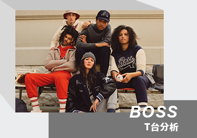 The Day of Baseball Game -- The Womenswear Analysis of BOSS