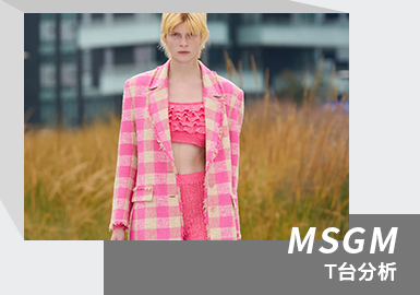 Picnic Party -- The Womenswear Runway Analysis of MSGM