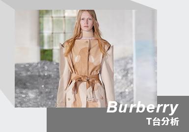 Animal Instinct -- The Womenswear Runway Analysis of BURBERRY