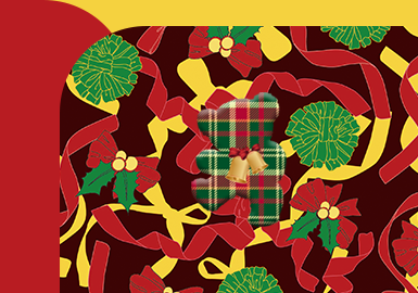Merry Christmas -- The Pattern Trend for Womenswear
