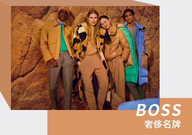 Redefinition -- The Analysis of BOSS The Menswear Luxury Brand