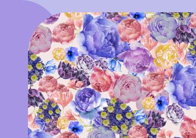 Emotional Flowers -- The Pattern Trend for Womenswear