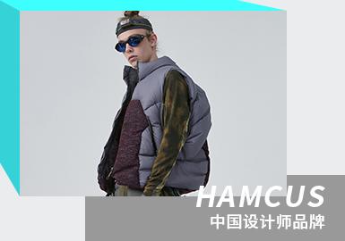 Virtual Universe -- The Analysis of HAMCUS The Menswear Designer Brand