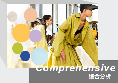Color -- The Comprehensive Analysis of Womenswear Runways