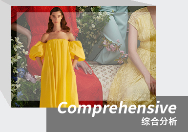 Color -- The Comprehensive Runway Analysis of Women's Gown Dress