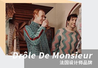 Winter Party -- The Analysis of Drôle De Monsieur The Menswear Designer Brand